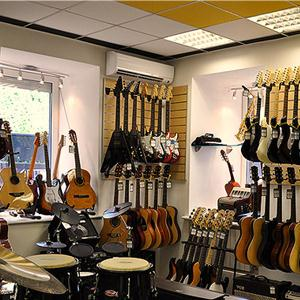 Музыкальные магазины Адыгейска